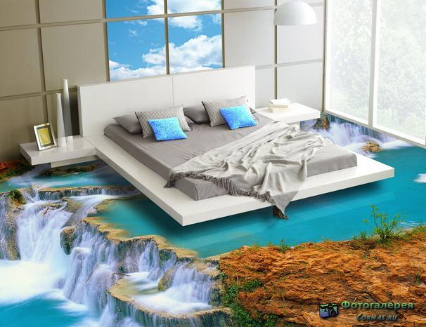 Дизайн узкой спальни фото. Способы обустройства