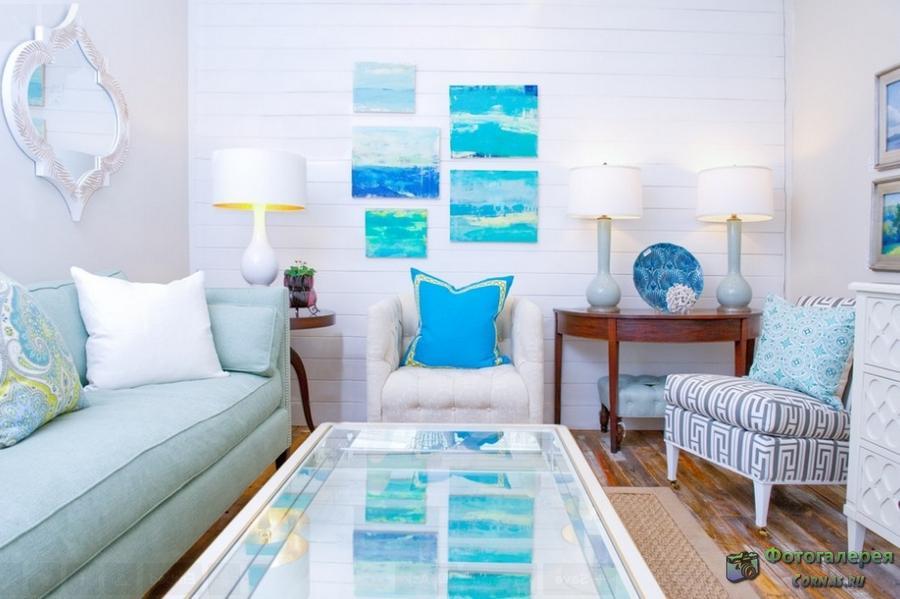 Дизайн гостиной 16 кв.м. Как сделать ее уютной, фото.