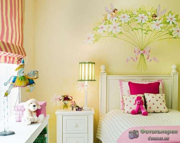 Дизайн детской 10 кв.м фото. Как оформить маленькую комнату