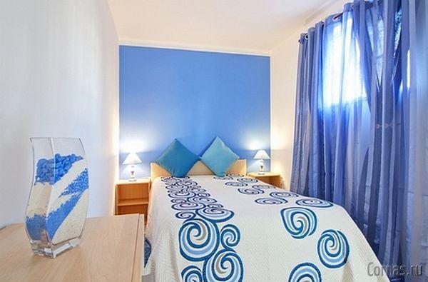 Дизайн спальни 9 кв.м фото: цвета оформления, мебель и стиль
