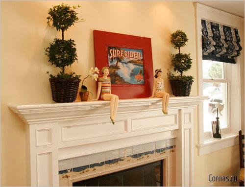 Статуэтки для дома - фото идеи оформления интерьера
