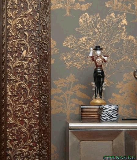 Красивые обои для стен