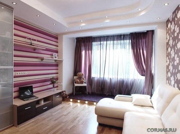 Интерьер зала: фото идеи оформления главной комнаты квартиры