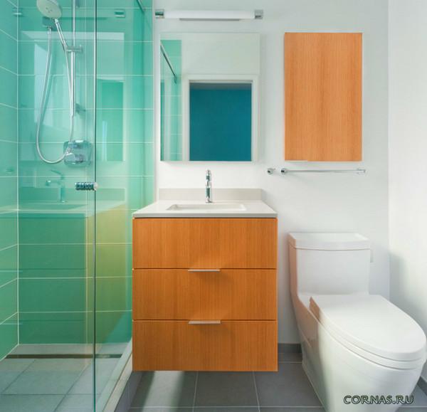 Дизайн ванной комнаты 4 кв.м: красивые фото