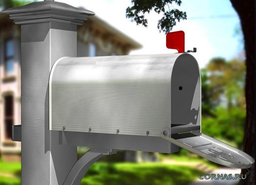 Почтовые ящики уличные: фото идеи оформления