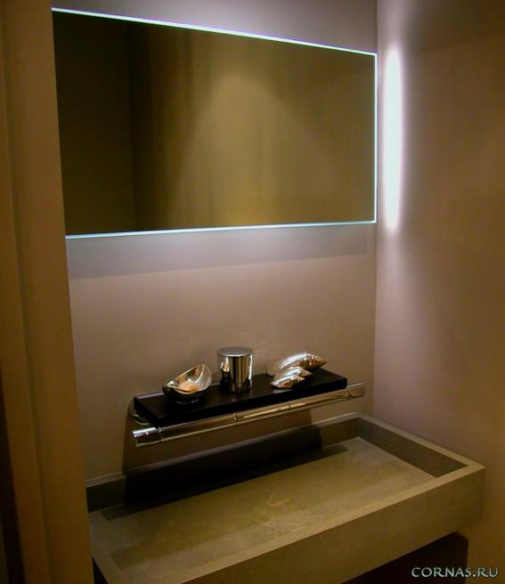 Освещение ванных комнат: яркие фото идеи для вашего дома