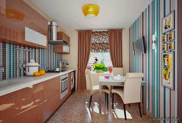 Идеи для кухни: фото красивого интерьера и эргономичного пространства