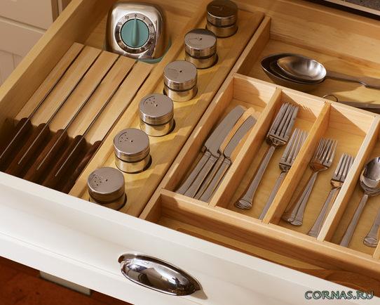 Аксессуары для кухни - делаем кухню удобной и уютной