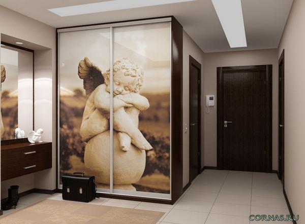 Шкаф-купе в прихожую: фото красивых и современных моделей