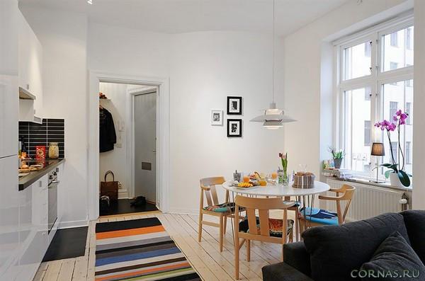 Дизайн малогабаритных квартир. Благоустройство маленьких квартир