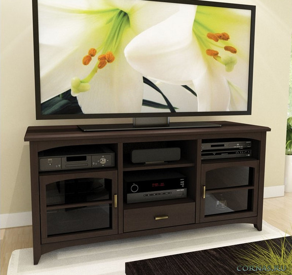 Тумба под телевизор: фото красивых, современных моделей