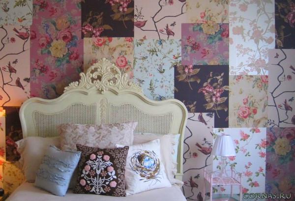 Пэчворк в интерьере - модное лоскутное шитье в вашей квартире