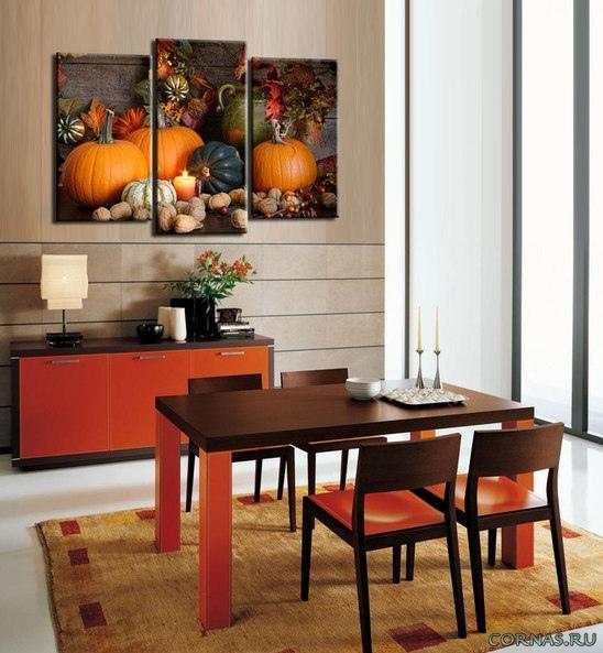 Дизайн стен на кухне - эффективные идеи для оформления