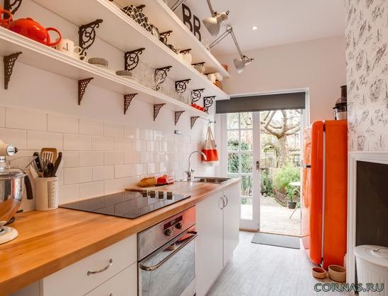 Столешницы для кухни - фото, виды и какую лучше выбрать?