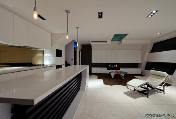 Квартира-студия: интерьер, фото проектов