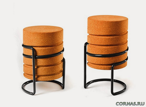 Табуретки для кухни: фото интересных, современных моделей