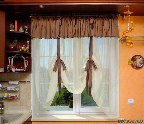 Дизайн кухни с окном - фото гармоничного дизайна