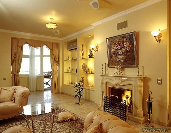 Настенные светильники в интерьере - источник уюта в квартире! Фото моделей