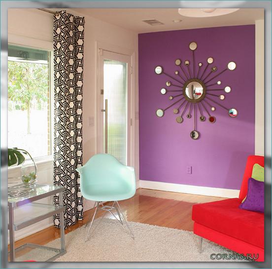 Декор стен своими руками: как украсить и обновить интерьер квартиры