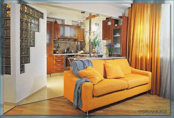 Перепланировка однокомнатной квартиры - варианты и фото проектов