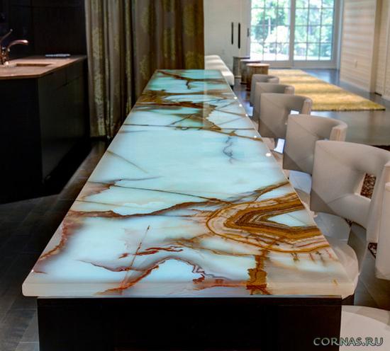 Барный стол для кухни - дизайн и фото современных моделей