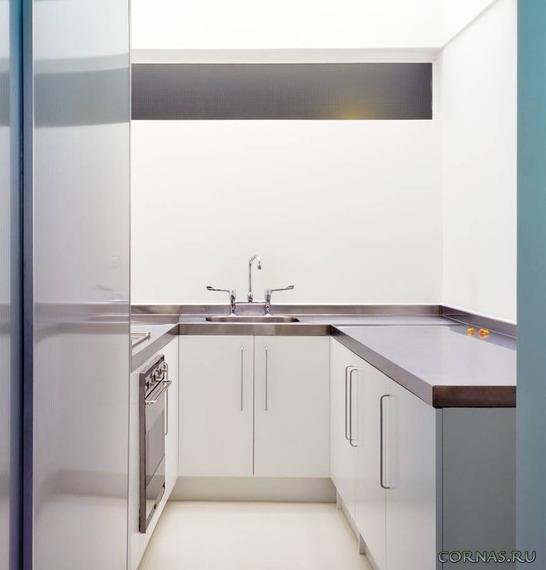 Дизайн маленькой кухни 4-5 кв.м фото