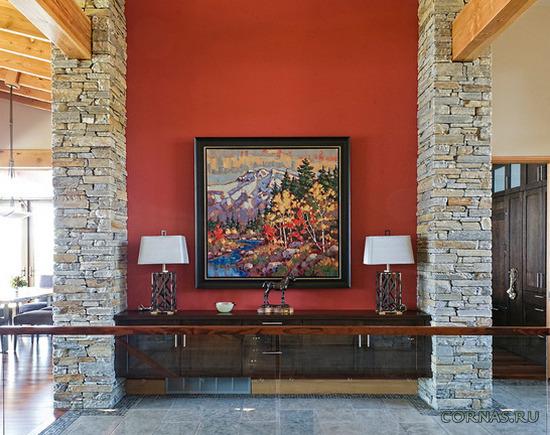 Создаем стильный дизайн: акцентная стена в интерьере