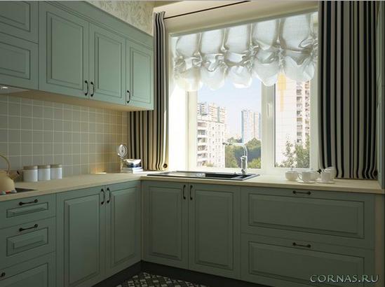 Как создать гармоничный дизайн кухни на 8 кв.м