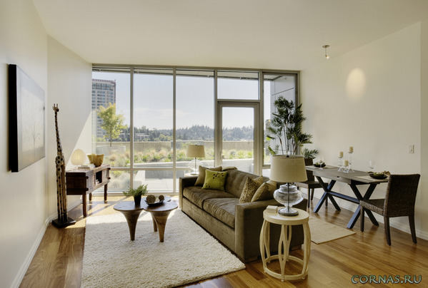 Правила стильного интерьера гостиной в квартире. Фото проектов