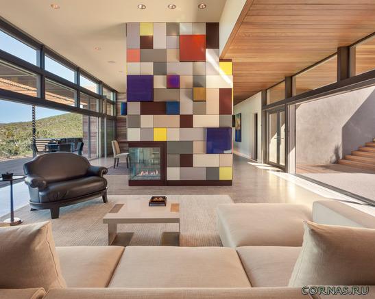 Как сделать красивый интерьер гостиной.Фото