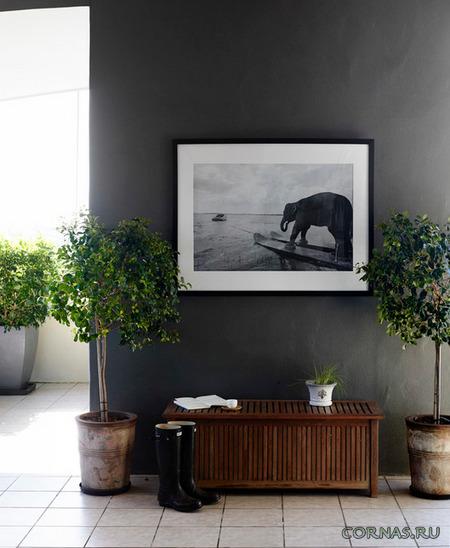 Как оформить качественно интерьер прихожей в квартире - фото