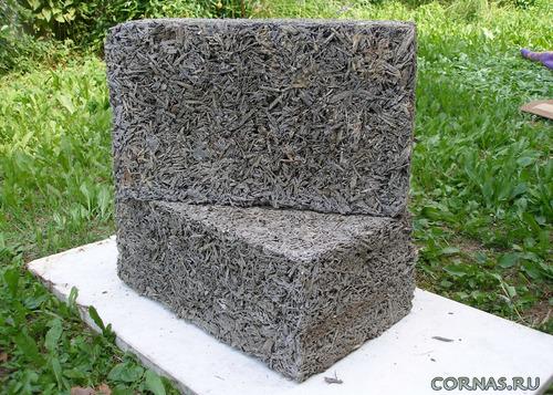 Что такое арболит - его состав и технические характеристики