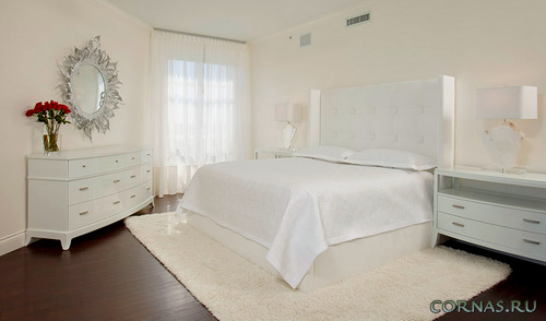 Мебель для спальни: как выбрать кровать. 30 фото.