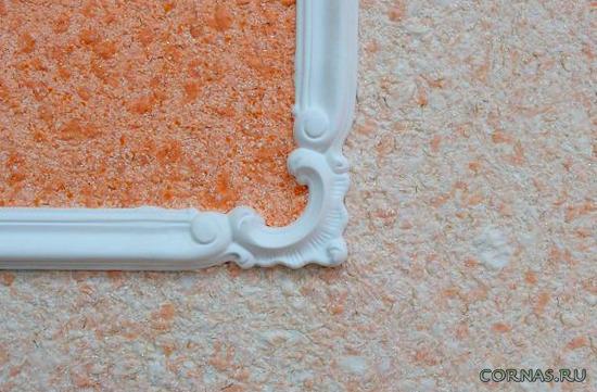 Шелковая штукатурка - что из себя представляет, свойства материала