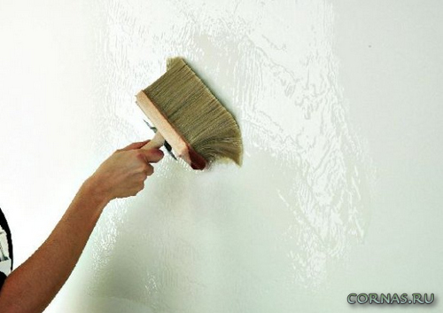 Подготовка стен под обои - описание, видео
