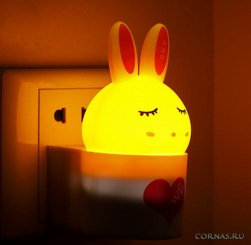 Освещение в детской комнате - какое оно должно быть?