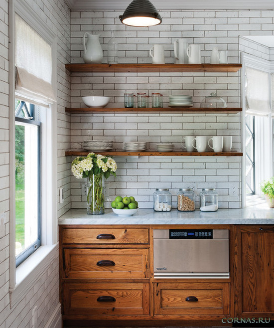 Мебель для кухни: 40 фото
