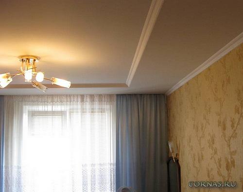 Какие бывают виды карнизов для штор?