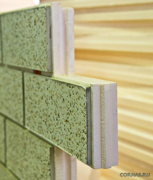 Фасадные термопанели для наружной отделки дома - особенности материала