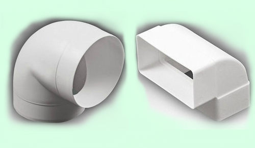 Короб для вытяжки пластиковый: плюсы и важные моменты установки
