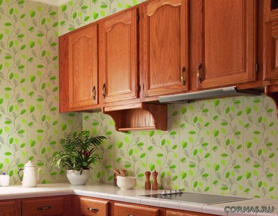 Панели для кухни: какие бывают и в чем их преимущества?