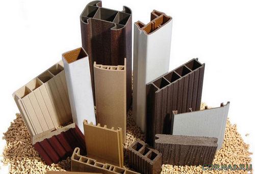 Древесно-полимерный композит: что это такое, его преимущества и применение