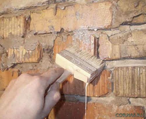 Как приклеить гипсокартон к стене?