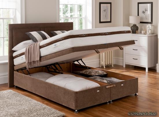 Кровать с подъемным механизмом -  покупать или не стоит?