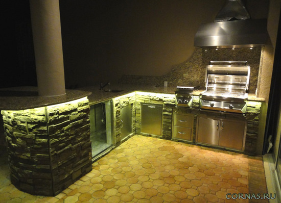 Светодиодная подсветка в квартире - волшебное сияние в интерьере!