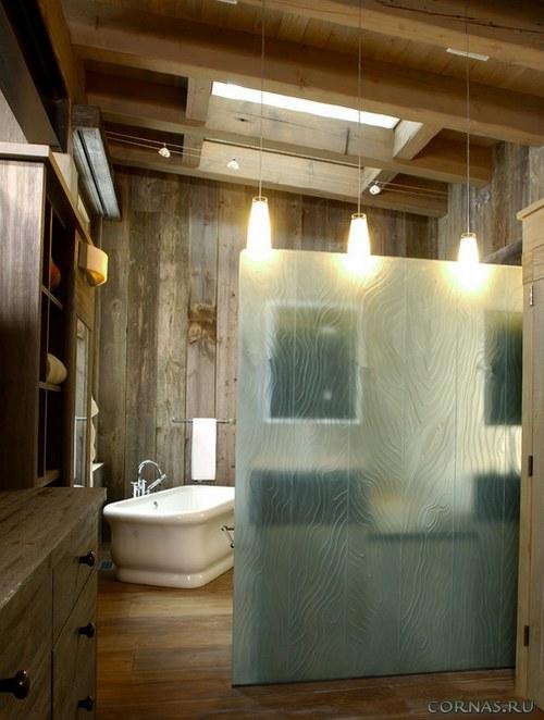 Лофт стиль в ванной: создаем эффектный дизайн интерьера!