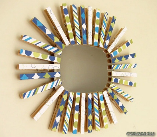 Декор зеркала своими руками: фото новых идей