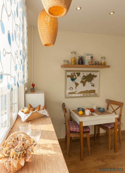 Чем отделать стены на кухне - практичные материалы, фото оформления!