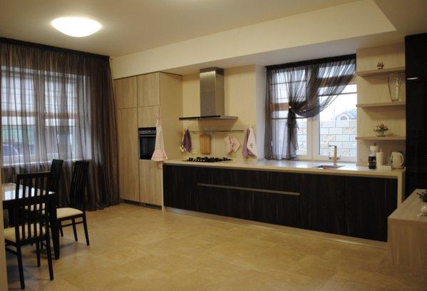 Занавески на кухню: 50 фото уютных вариантов