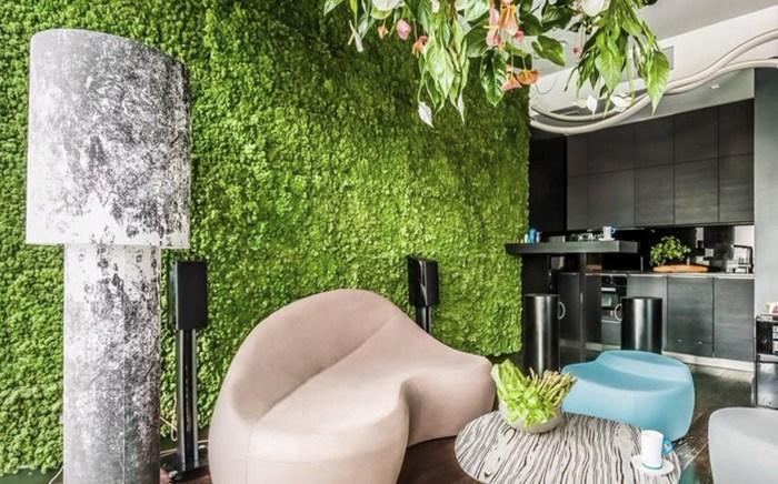 Стабилизированный мох: инновация для экостиля, фото